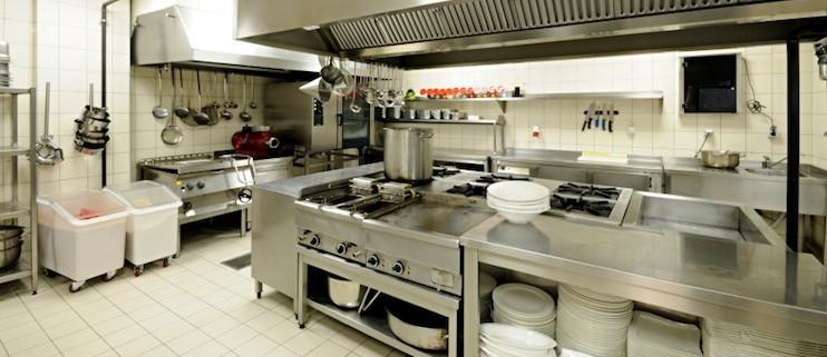 Почистванена Кухни